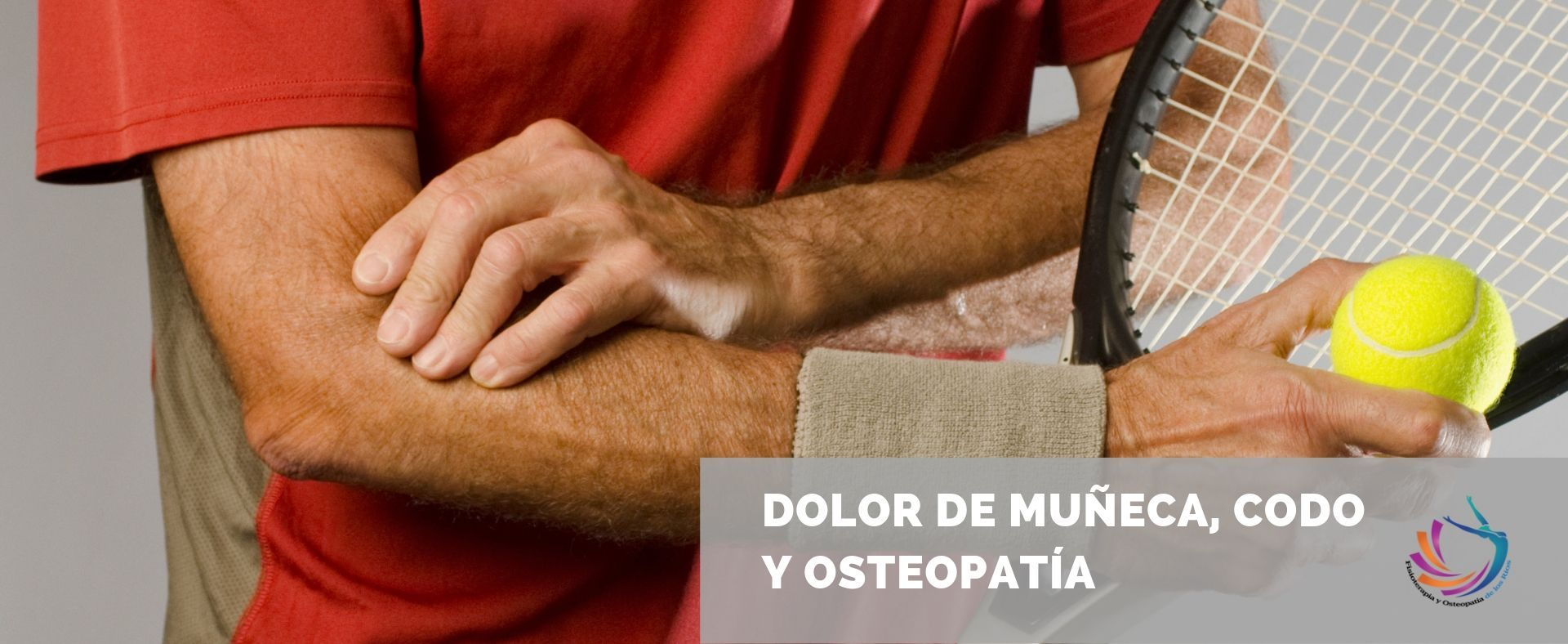 Codo, muñeca y osteopatía