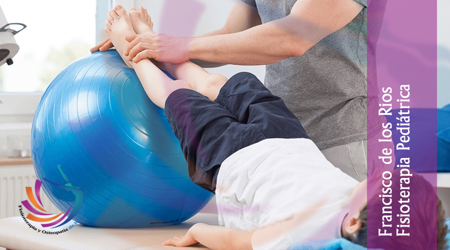 fisioterapia pediatrica
